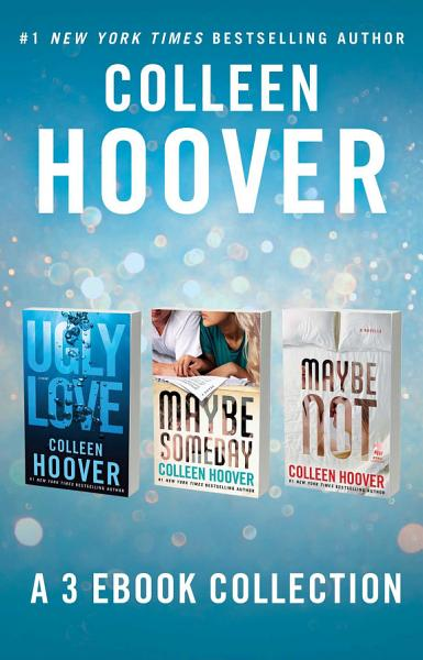 Download Colleen Hoover  A 3 Ebook Collection Book