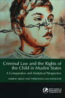Criminal Law and the Rights of the Child in Muslim States