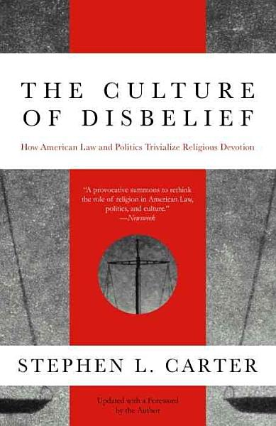 Download The Culture of Disbelief Book
