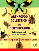 Arthropod Collection and Identification PDF