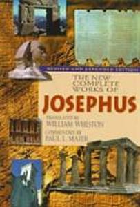 The New Complete Works of Josephus Book