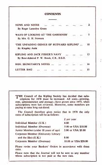 The Kipling Journal PDF