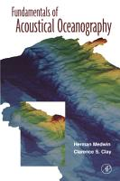 Fundamentals of Acoustical Oceanography PDF