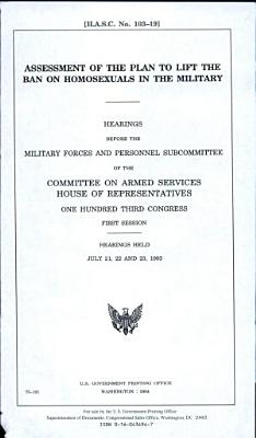 Assessment of the Plan to Lift the Ban on Homosexuals in the Military