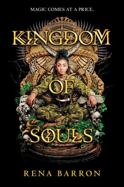 Download Kingdom of Souls Book