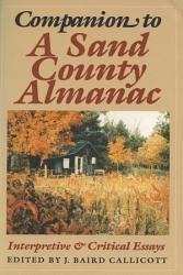 Companion To A Sand County Almanac PDF