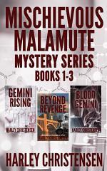 Mischievous Malamute Mystery Series: Books 1-3