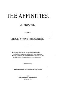 The Affinities PDF