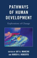 Pathways of Human Development PDF