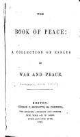 The Book of Peace PDF