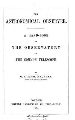 The astronomical observer PDF