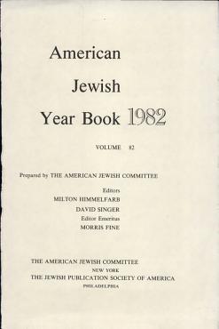 American Jewish Year PDF