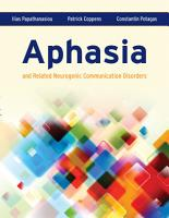 Aphasia and Related Neurogenic Communication Disorders PDF