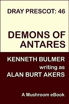 Demons of Antares PDF