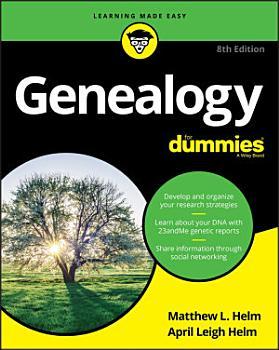 Genealogy For Dummies PDF