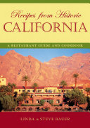 Recipes from Historic California