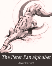 The Peter Pan Alphabet