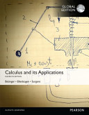 Calculus and Its Applications  Global Edition PDF