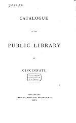 Catalogue of the Public Library of Cincinnati