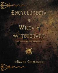 Encyclopedia Of Wicca Witchcraft Book PDF