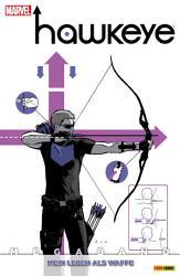Hawkeye Megaband 1   Mein Leben als Waffe PDF
