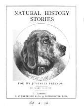 Natural history stories