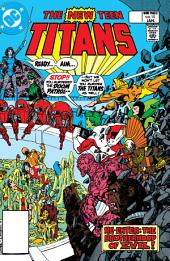 The New Teen Titans (1980-) #15