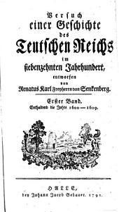 D. Franz Dominicus Häberlins neueste teutsche Reichs-Geschichte, vom Aufange des Schmalkaldischen Krieges bis auf unsere Zeiten (fortgesetzt von R.K. Freyherrn von Senkenberg).