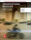 ISE Organizational Behavior  Improving Performance and Commitment in the Workplace