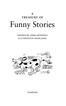 A Treasury of Funny Stories PDF