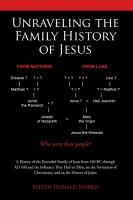 Unraveling the Family History of Jesus PDF