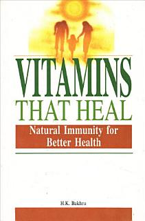 Vitamins That Heal Book
