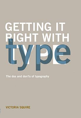 Getting it Right with Type