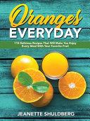 Oranges Everyday