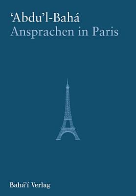 Ansprachen in Paris PDF