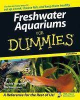 Freshwater Aquariums For Dummies PDF