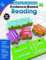 Evidence Based Reading  Grade K PDF
