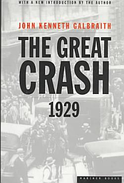 The Great Crash  1929 PDF