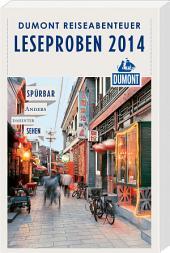 DuMont Reiseabenteuer Leseprobe 2014: Ausgabe 2