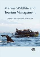 Marine Wildlife and Tourism Management PDF
