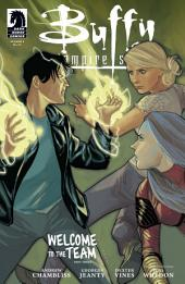 Buffy the Vampire Slayer Season 9 #18