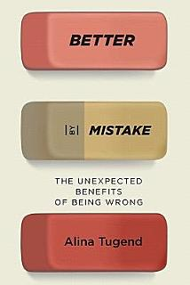Better By Mistake Book
