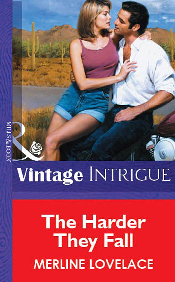 The Harder They Fall (Mills & Boon Vintage Intrigue)
