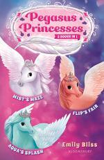 Pegasus Princesses Bind-up Books 1-3