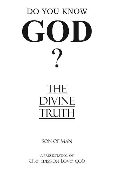 The Divine Truth