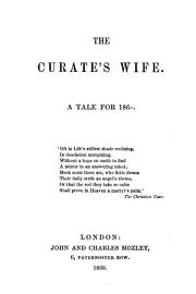 The Curate S Wife