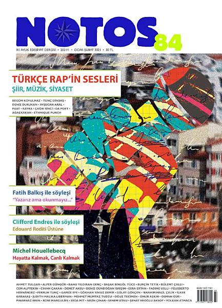 Notos Öykü 84 - Türkçe Rap'in Sesleri