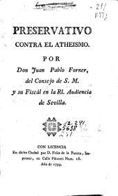 Preservativo contra el atheismo