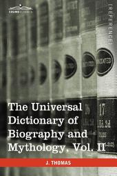 The Universal Dictionary of Biography and Mythology: Clu-hys