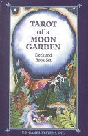 Tarot of the Moon Garden Deck and Book Set